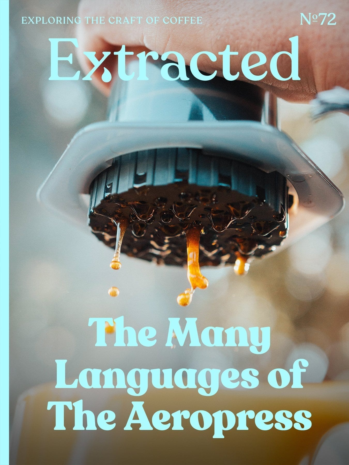 The Aeropress and It's Many Languages - Extracted Magazine Issue 72